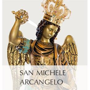 Statue San Michele Arcangelo