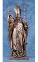Statua Papa Giovanni Paolo II 135cm