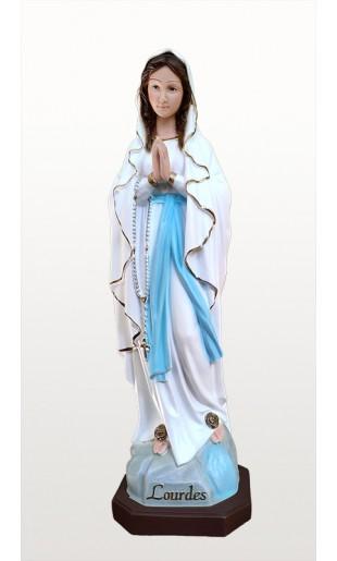 Statua Madonna di Lourdes cm 60