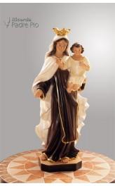 Statua Madonna del Carmelo cm 50
