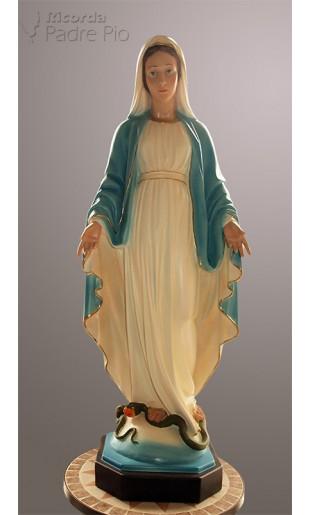Statua Madonna Immacolata Concezione cm 115 e 130