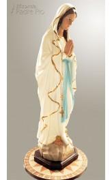 Statua Madonna di Lourdes cm 110, 130