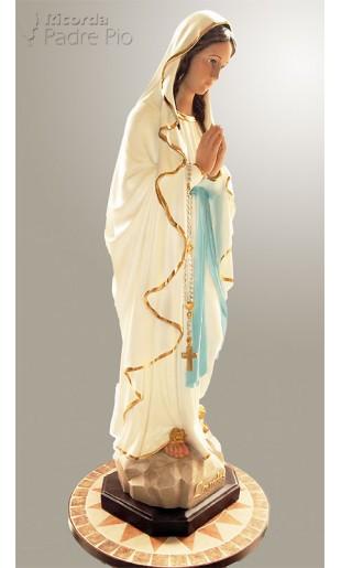 Statua Madonna di Lourdes cm 40 a 50cm
