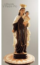 Statua Madonna del Carmelo cm 70