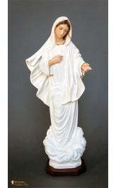 Statua Madonna di Medjugorje cm30