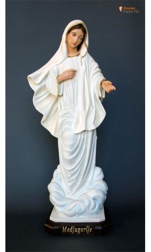 Statua Madonna di Medjugorje cm40