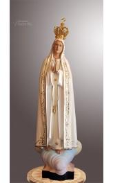 Statua Madonna di Fatima cm105