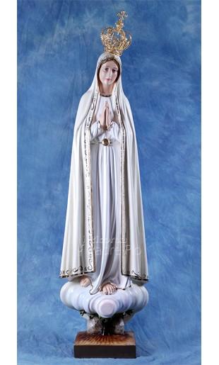 Statua Madonna di Fatima cm120
