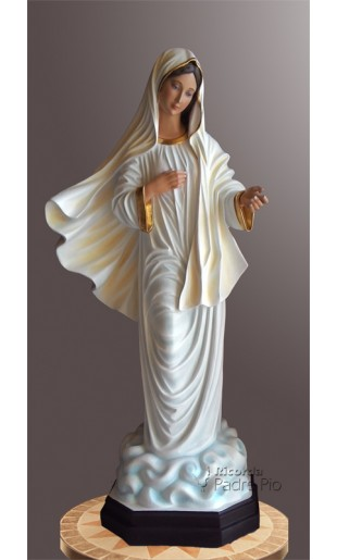 Statua Madonna di Medjugorje cm130