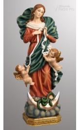 Statua Madonna che Scioglie i Nodi 22cm