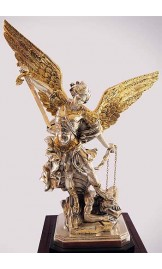 St. Michael the Archangel statue 8.7 in
