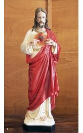 Statua Sacro Cuore di Gesù 80cm a 130cm