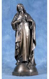 Statua Sacro Cuore di Gesù 60cm